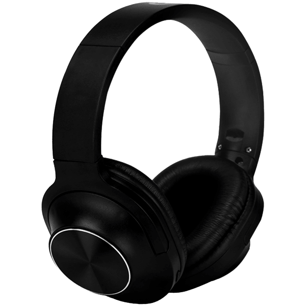 QFX Foldable Over-Ear Bluetooth Headphones