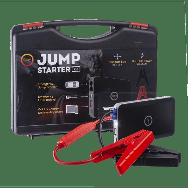 iJoy 10,000 mAh Jump Starter Kit