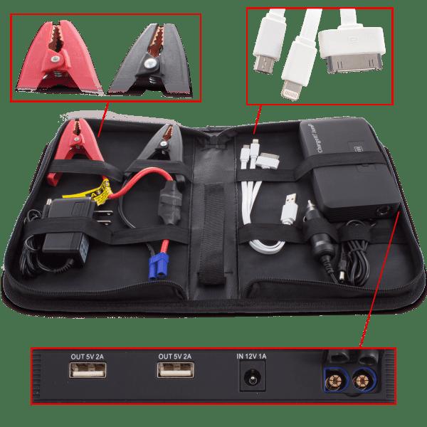 ChargeIt! Jump Power Pack & Jump Starter