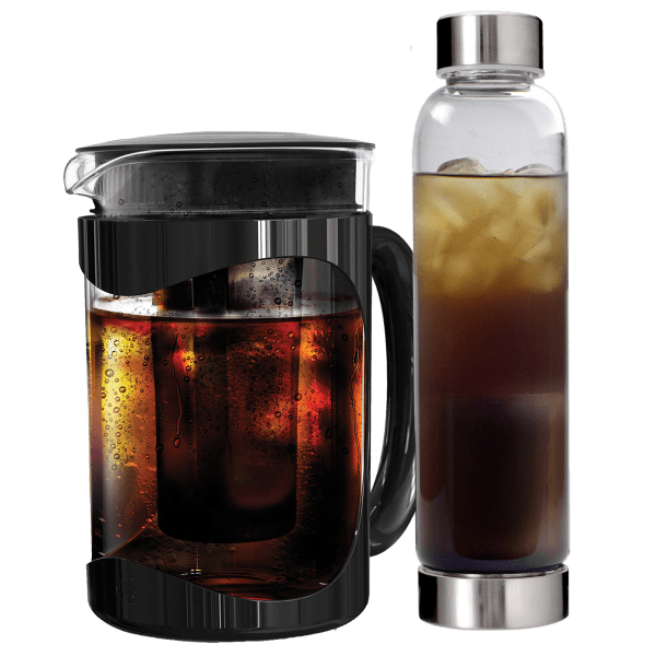 Primula Cold Brew Coffee Maker Bundle