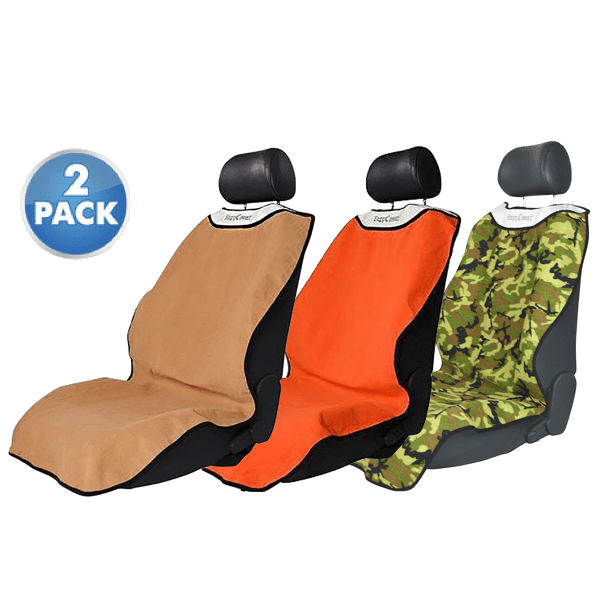 2-Pack: Happeseat® Carseat Covers