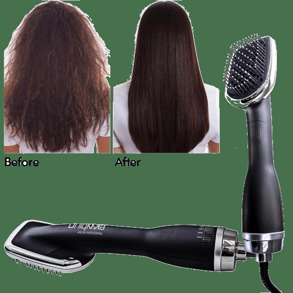 Uniqkka Blower Brush Hair Dryer & Styler