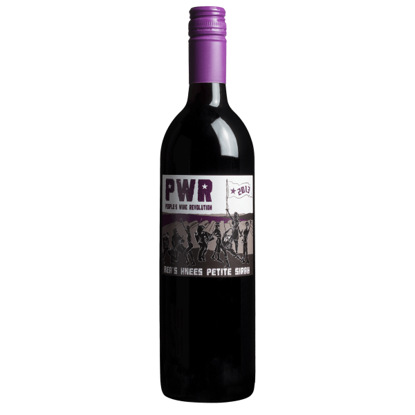 People's Wine Revolution Petite Sirah