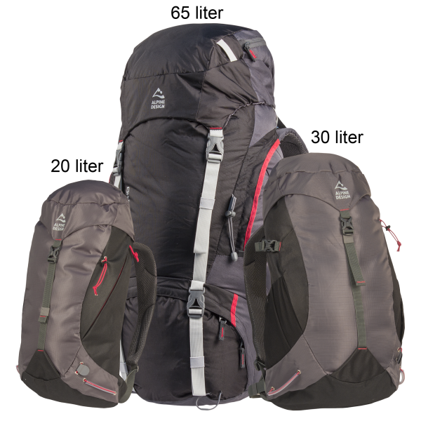 Alpine Design Backpacks