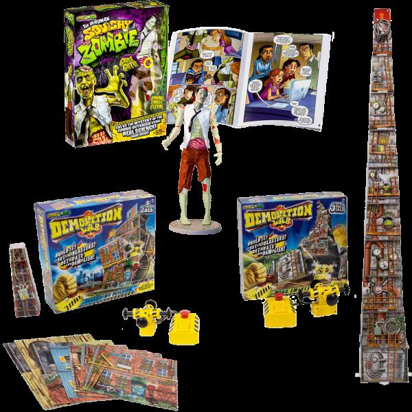 Smart Lab Toys 3-Piece Bundle