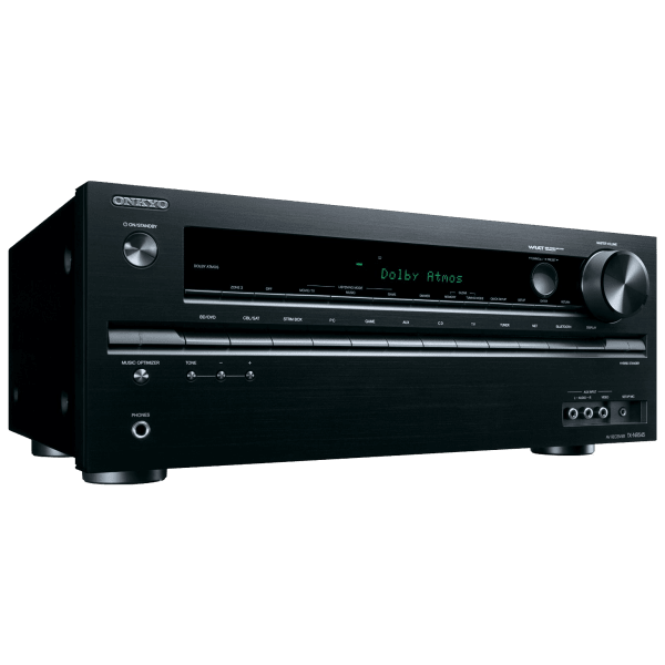Onkyo Dolby Atmos Network Receiver with AirPlay, WiFi & Bluetooth