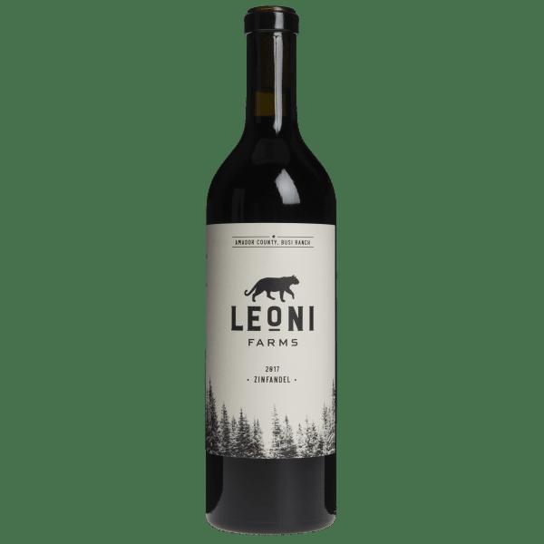 Leoni Farms Amador County Zinfandel