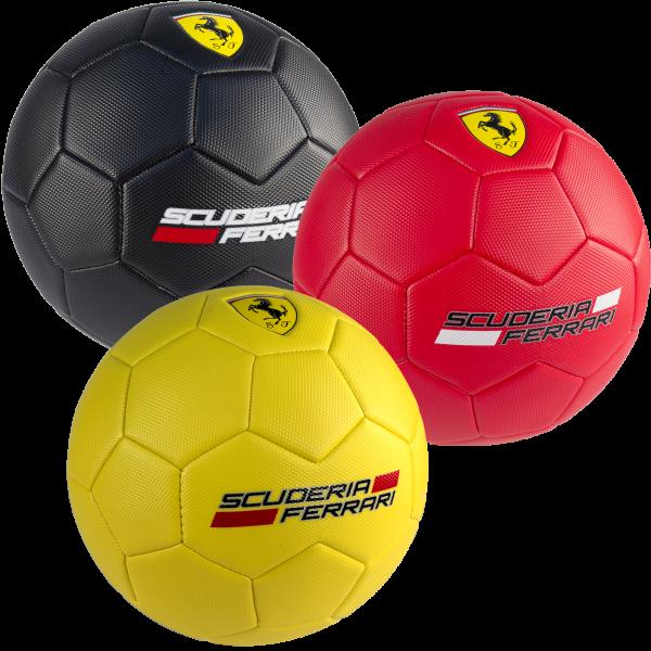 Ferrari Officially Licensed Soccer Ball Size 5