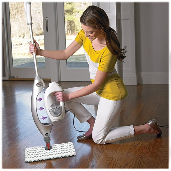 Shark S3973 Lift Away Pro Steam Pocket Mop With Touch Free