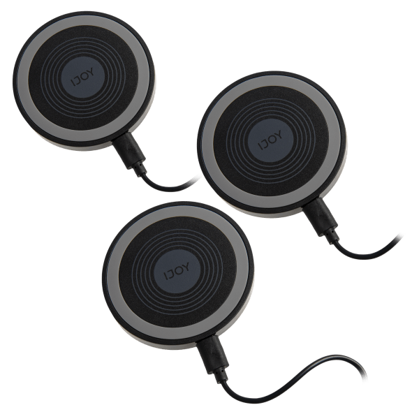 3-for-Tuesday: iJoy Qi Wireless Chargers