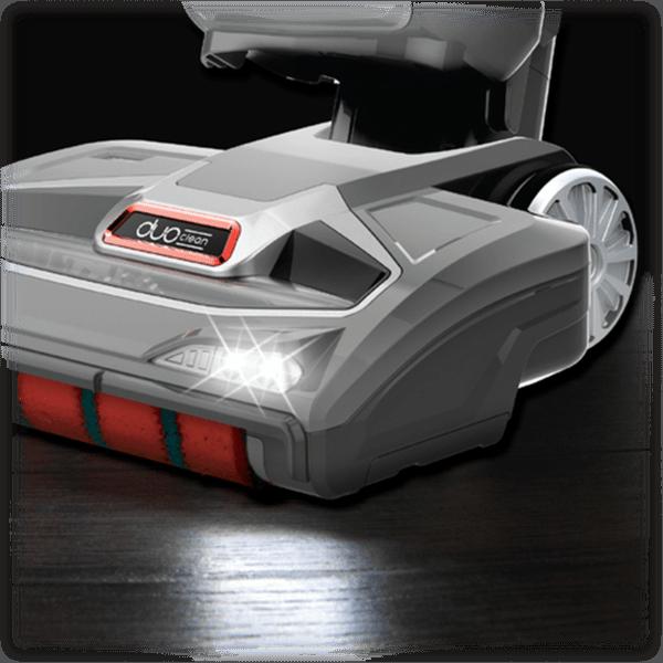 Shark Duoclean Nv202 Slim Upright Vacuum