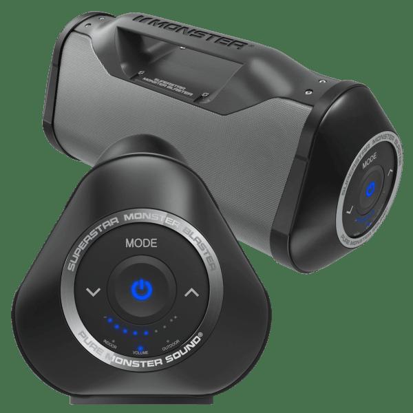 Monster SuperStar Blaster Indoor/Outdoor Bluetooth Speaker (Open Box)