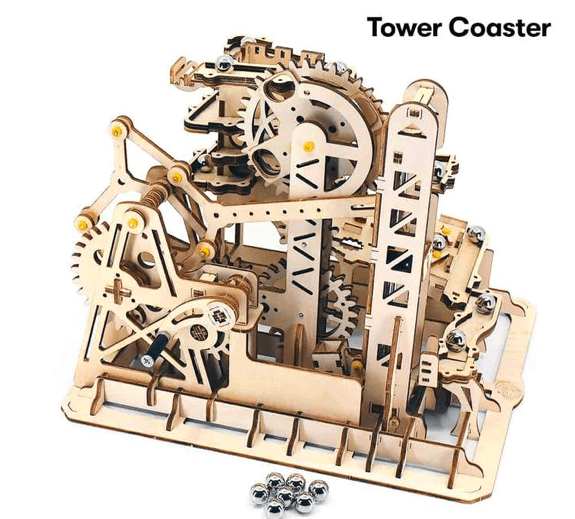 Seriously cool mechanical (and some with motor robots ...