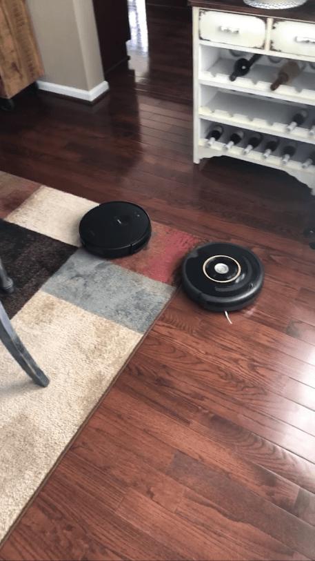 Trifo Ironpie M6 Visual Navigation Robotic Vacuum