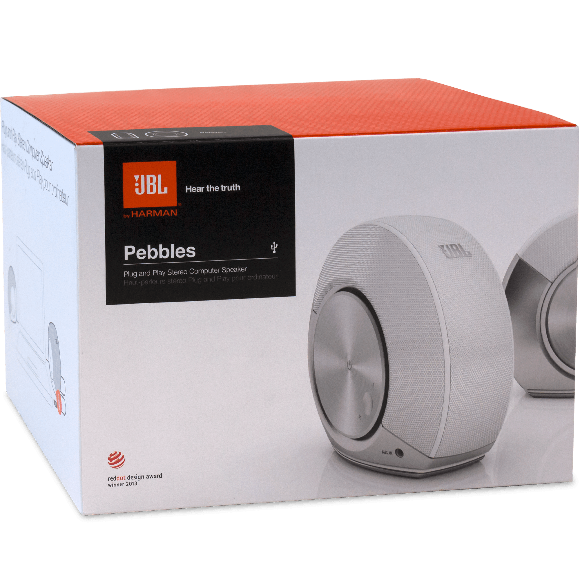 Jbl Pebbles Usb Speakers