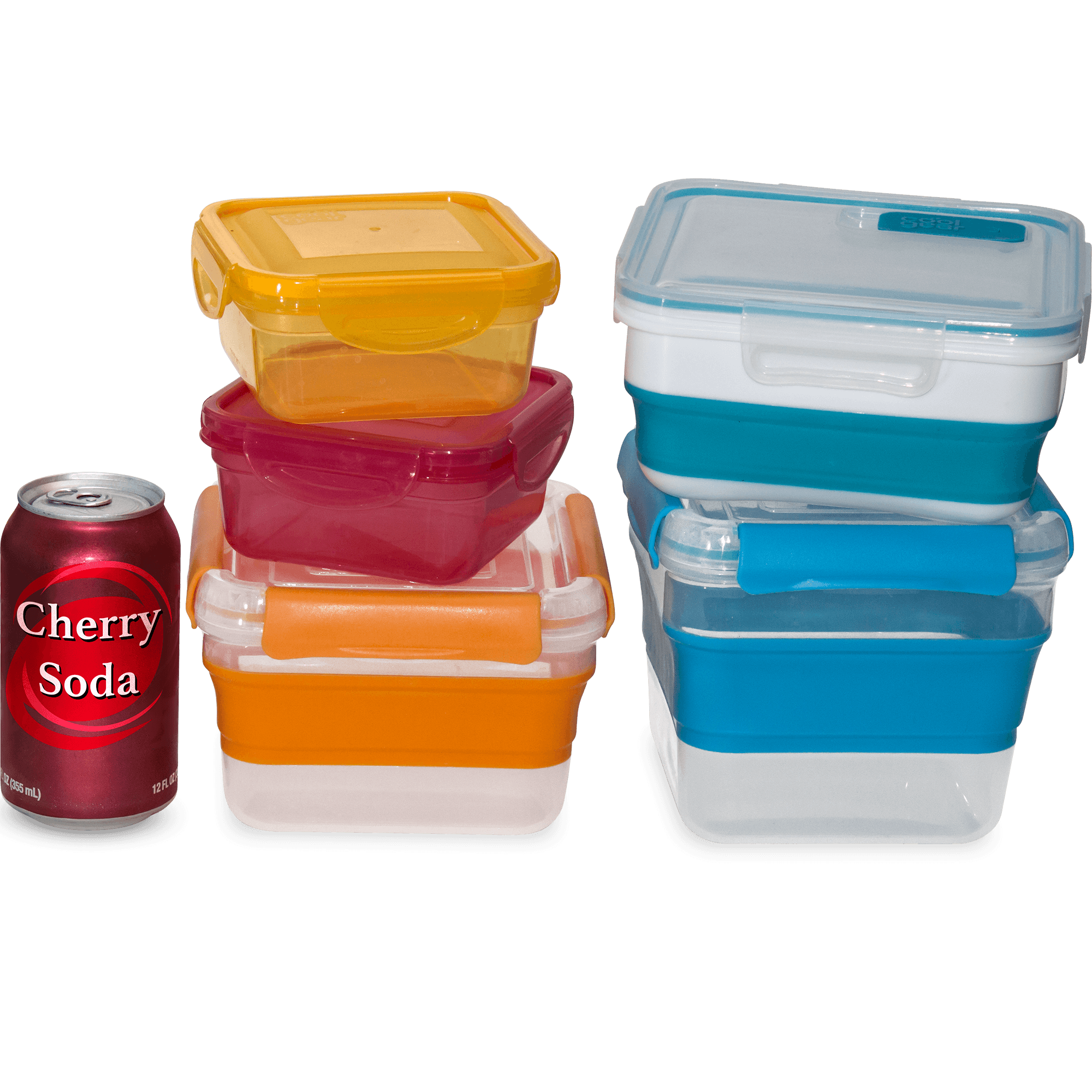 Cool Gear 10 Piece Food Storage Bundle