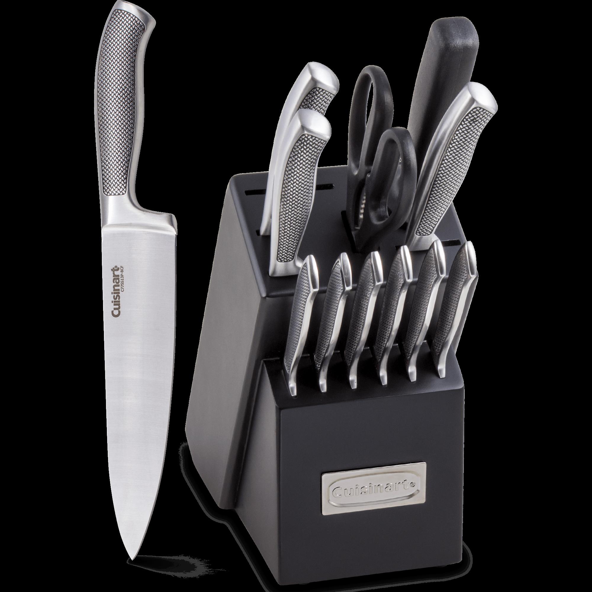 Cuisinart 13 Piece Graphix Collection Knife Block Set
