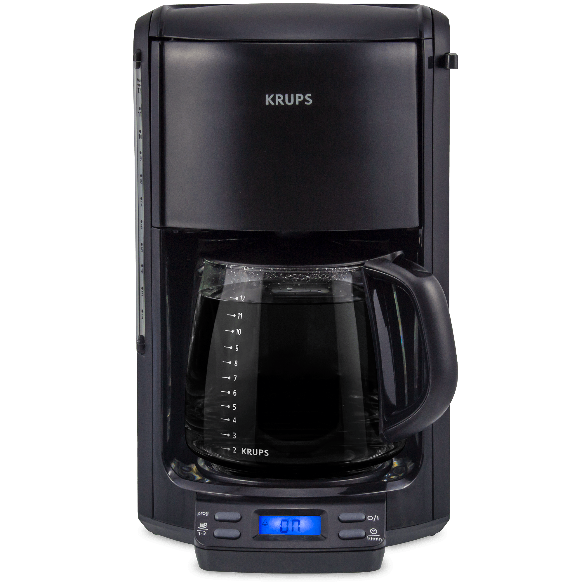Krups Espresso Coffee Maker Xp1500 Manual : KRUPS Programmable Coffee Maker (Refurbished)