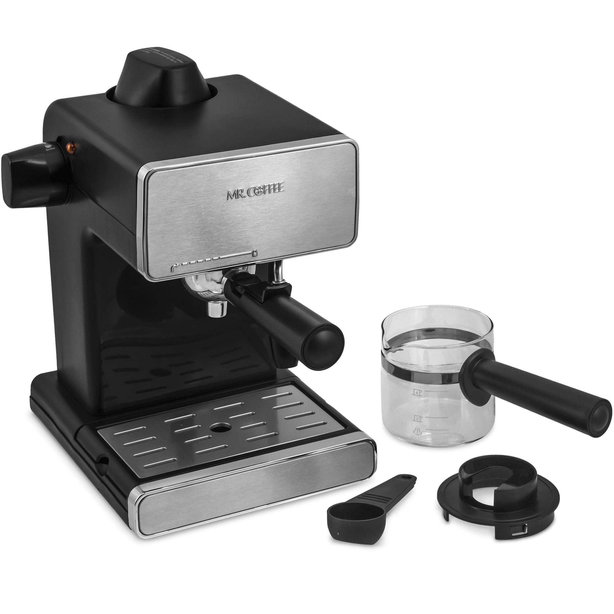 mr coffee espresso machine manual