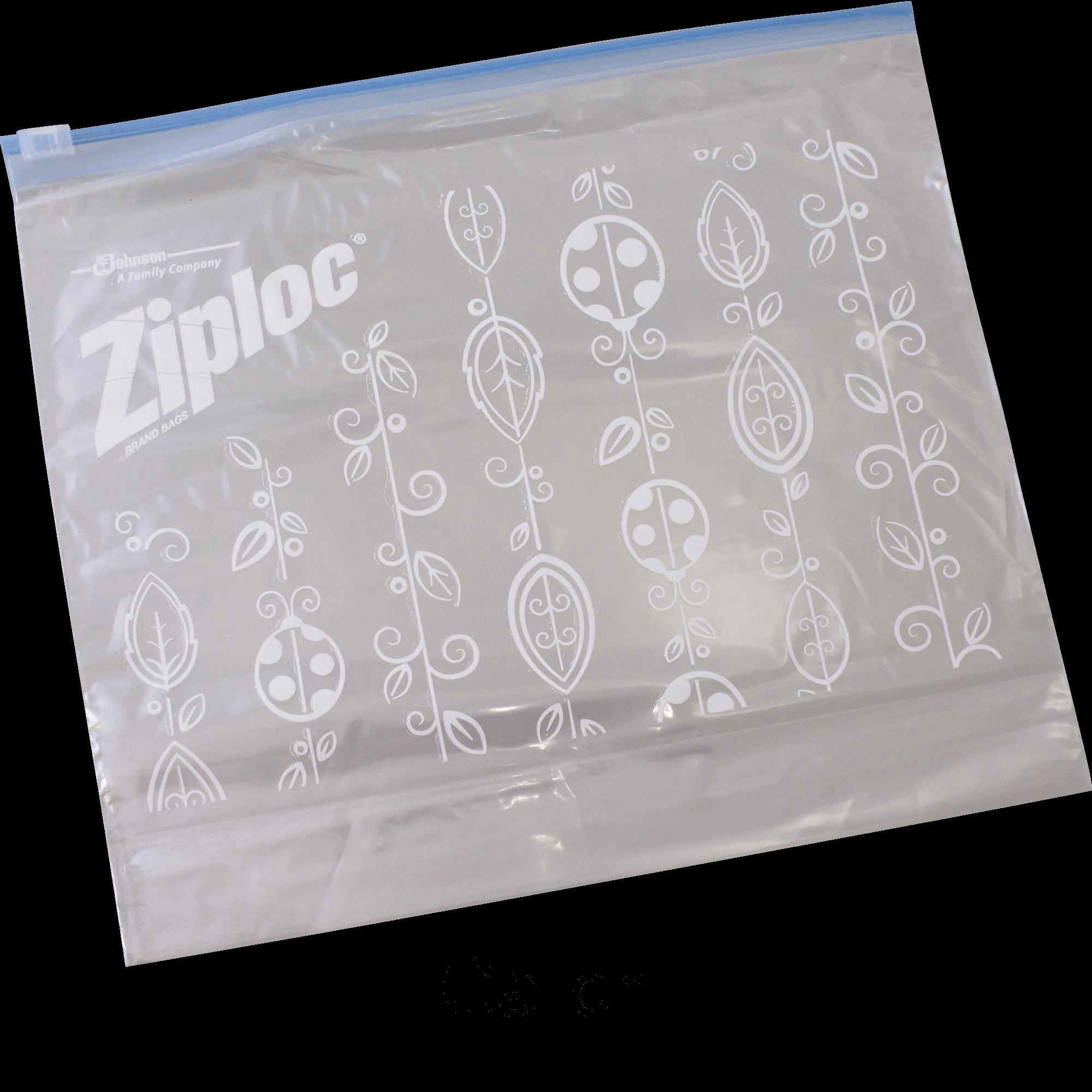 Ziploc 156-Count Variety Pack