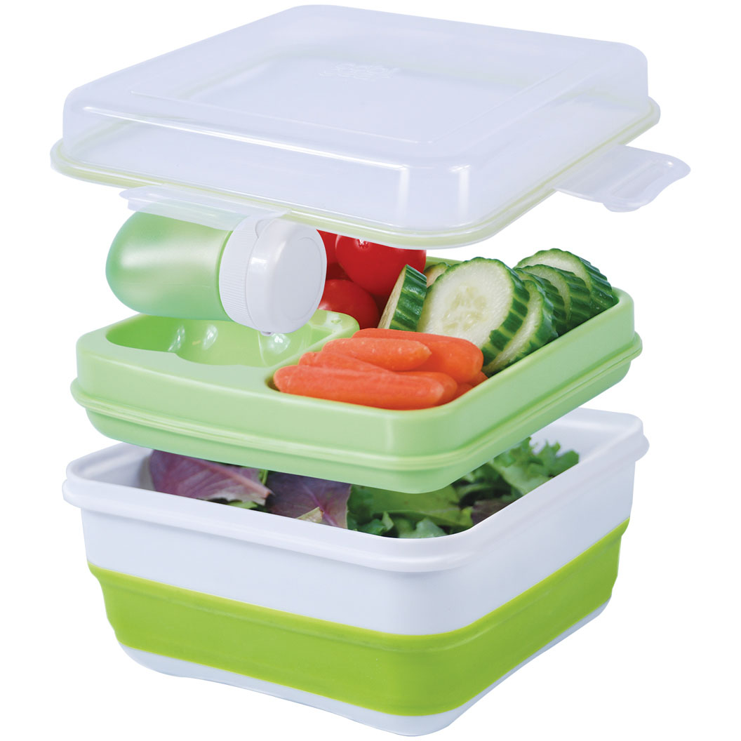 Cool Gear 17 Piece Expandable Food Storage