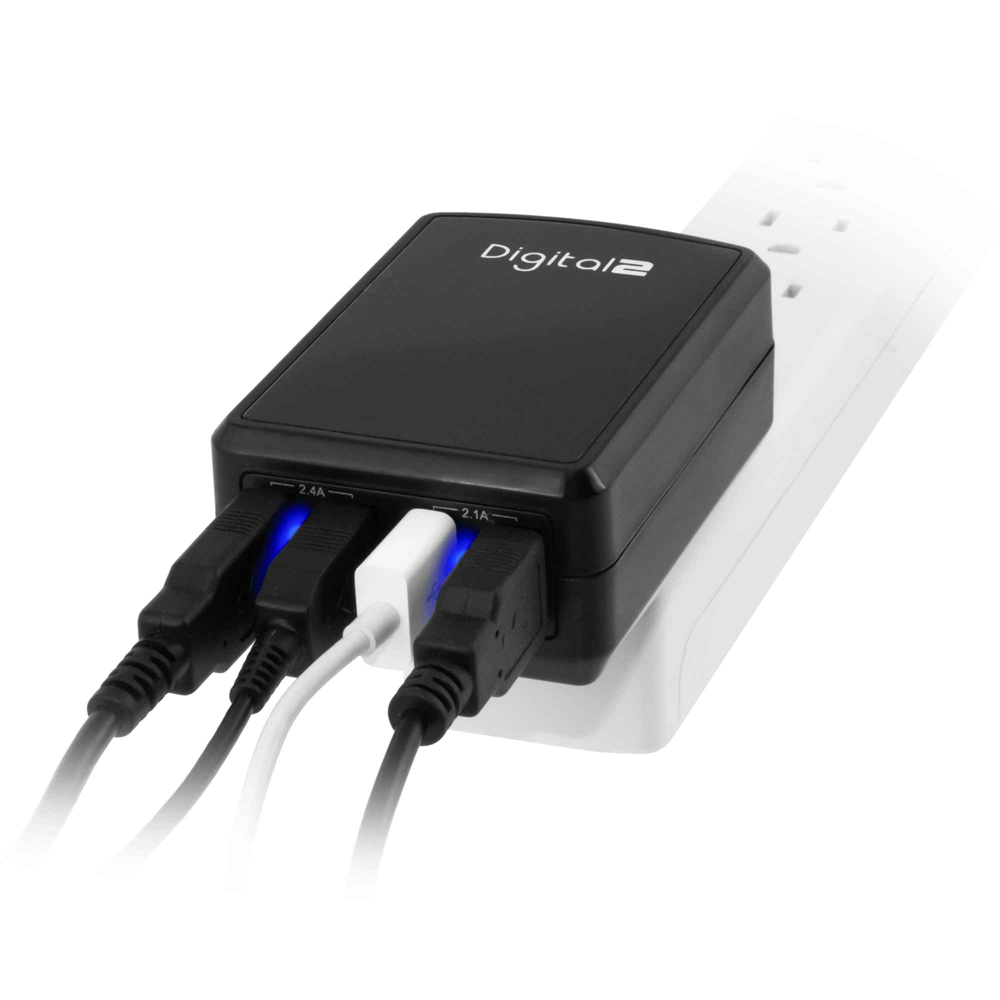 Digital2 multi port usb charger - Multi chargeur usb ...