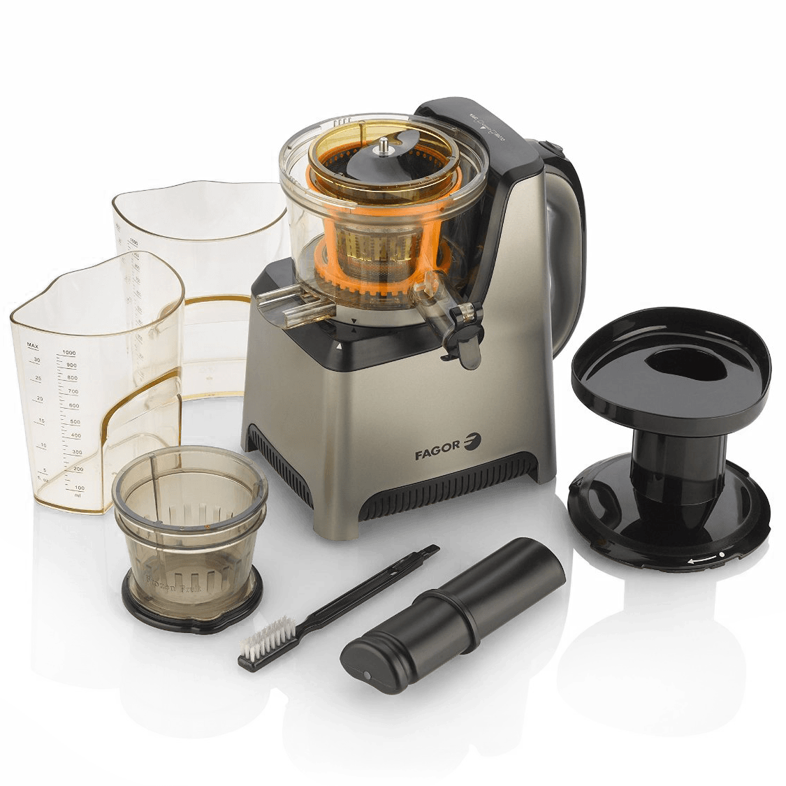Fagor Platino Plus Slow Juicer and Sorbet Maker