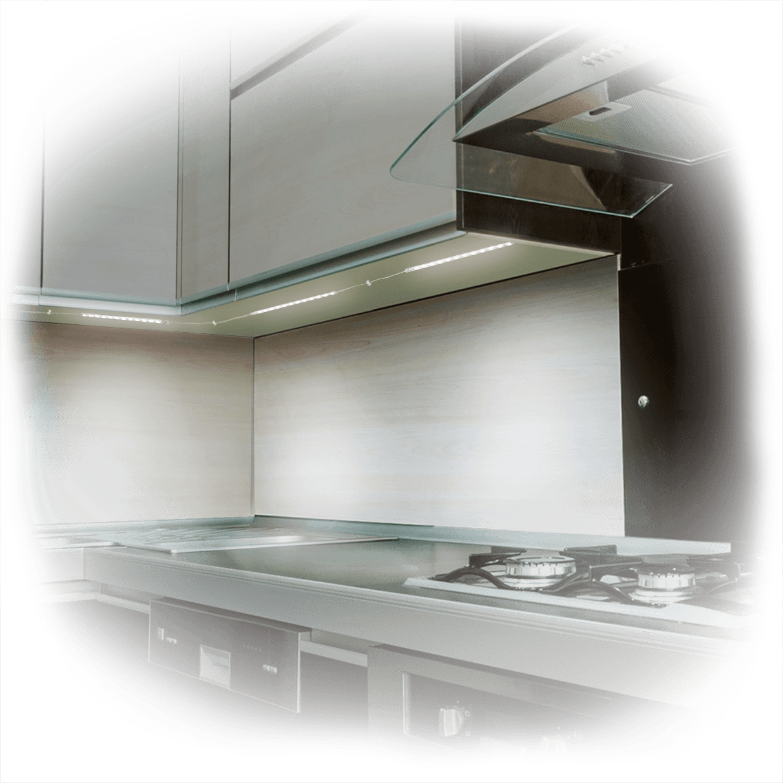westek ultra thin led light strips. Black Bedroom Furniture Sets. Home Design Ideas