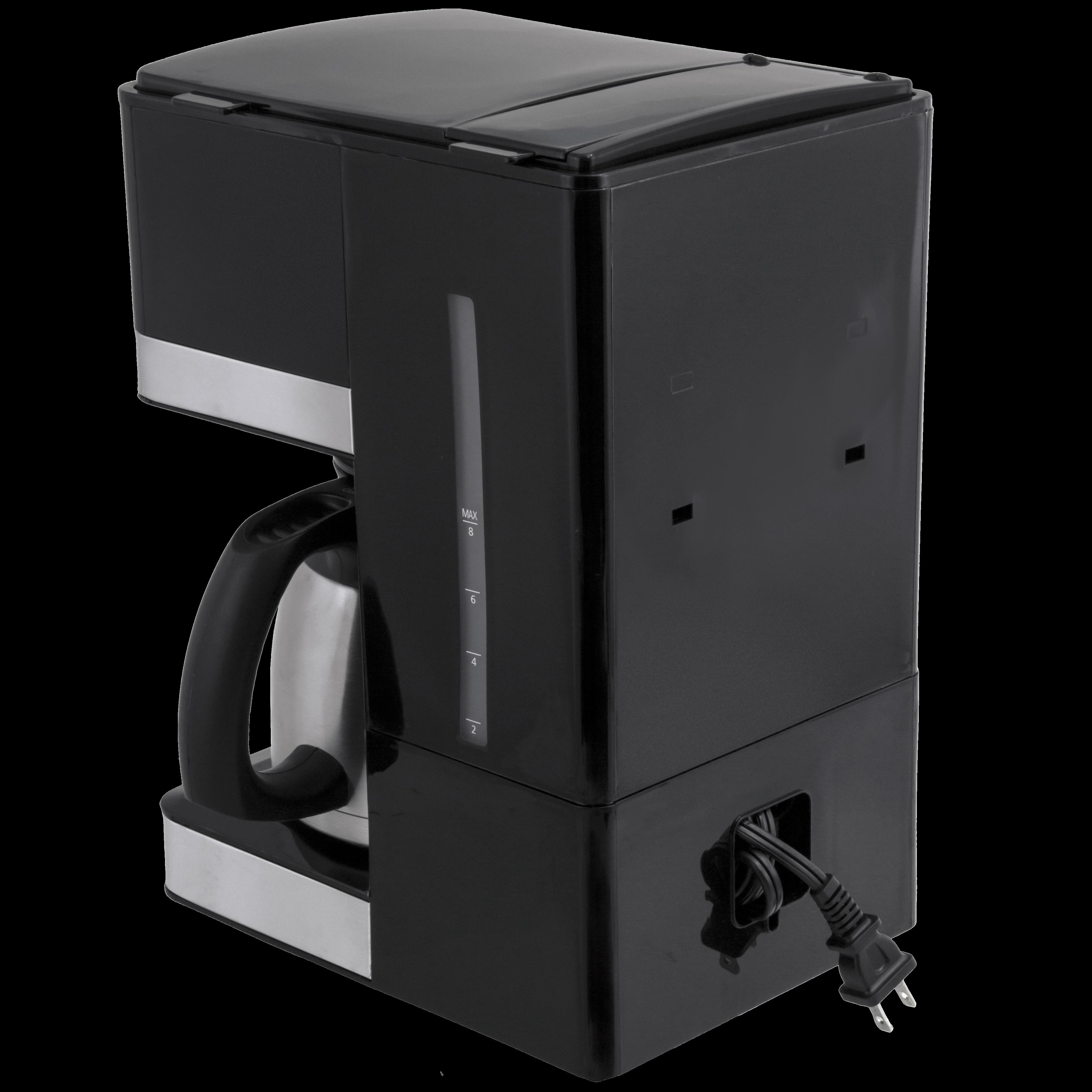 Mr Coffee Thermal Coffee Maker 8 Cup : Mr. Coffee Coffee Maker with 8-Cup Thermal Carafe