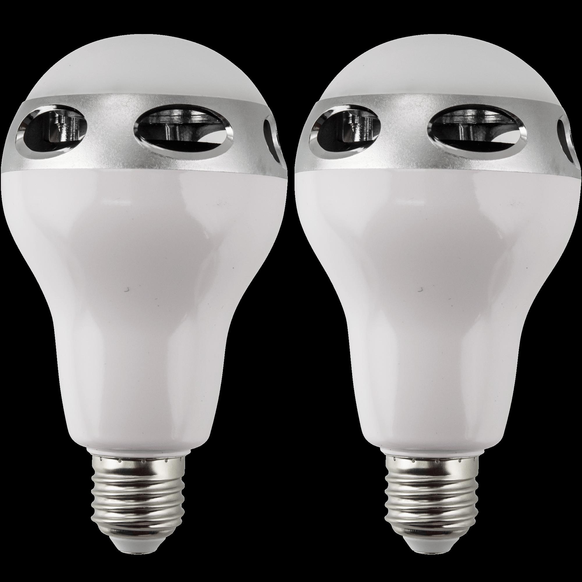 2 For Tuesday Smart Led Lightbulb Bluetooth Speakers