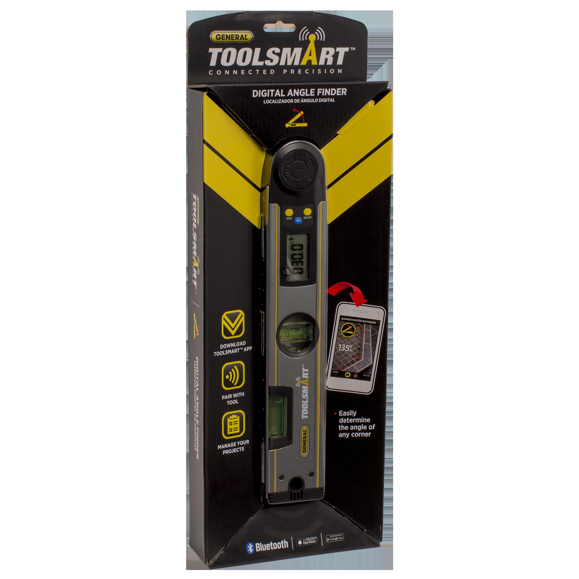 Angle Finder App >> General Toolsmart Bluetooth Digital Angle Finder