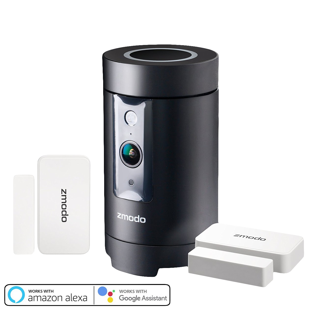 Zmodo Pivot 1080p 360° WiFi Camera with Smarthub and Window