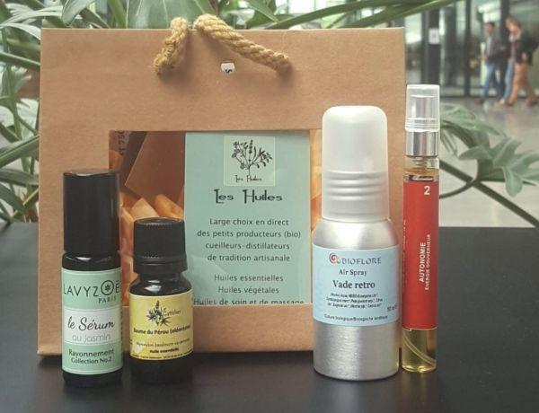 Les huiles essentielles Bichat