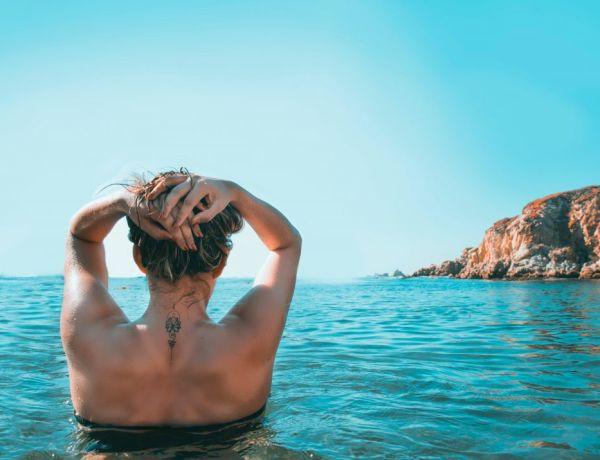 Bronzer avant l'été avec des vitamines naturelles