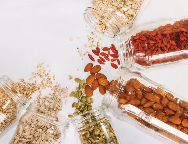 10 super aliments pour la santé