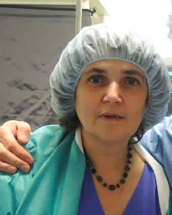 Dr Nadia Smail
