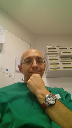 Dr Enrico  Rubino