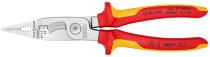 Клещи электромонтажные KNIPEX KN-1386200