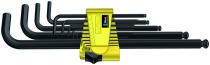 950 PKL/13 SZ N Набор Г-образных ключей, дюймовых, BlackLaser, 13 предметов