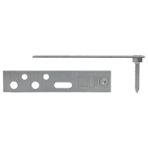 Монтажная пластина Blaugelb Protect 150/50 мм (5 шт - комплект)