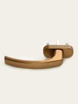 Ручка оконная металлическая BLAUGELB F4 (бронза) штифт 37мм