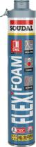 Пена монтажная Soudal Flexifoam 750мл пистолетная