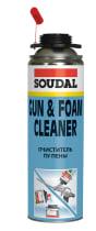 Очиститель пены Soudal GUN&FOAM CLEANER 500мл