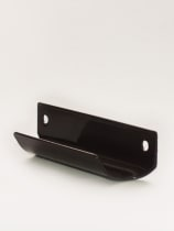 Ручка балконная Stroxx алюминиевая коричневая