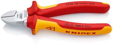 Бокорезы VDE 1000V KNIPEX KN-7006160