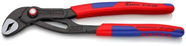 """Клещи переставные с фиксатором KNIPEX COBRA® QuickSet , 50 мм (2""""), под ключ 46 мм"""