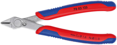 Бокорезы KNIPEX Electronic Super Knips® прецизионные