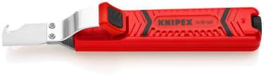 Стриппер для круглого кабеля KNIPEX KN-1620165SB