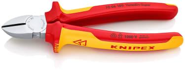 Бокорезы VDE 1000V KNIPEX KN-7006180