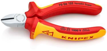 Бокорезы VDE 1000V KNIPEX KN-7006125
